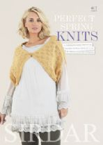 Sirdar Book 417 - Perfect Spring Knits - Sirdar Country Style DK